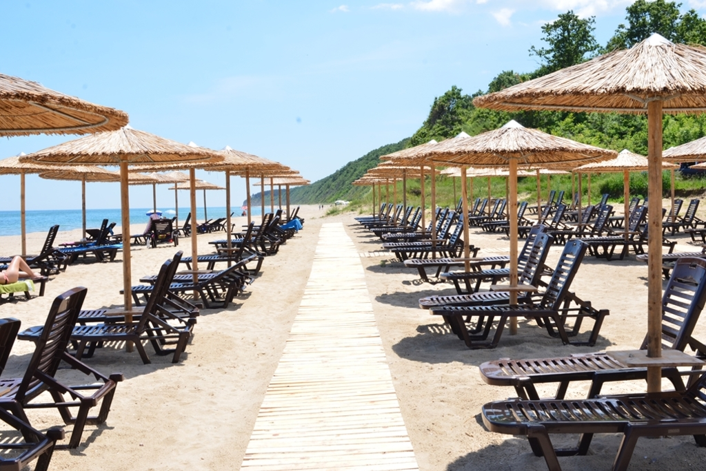 Marina Sands Obzor Bulgaria