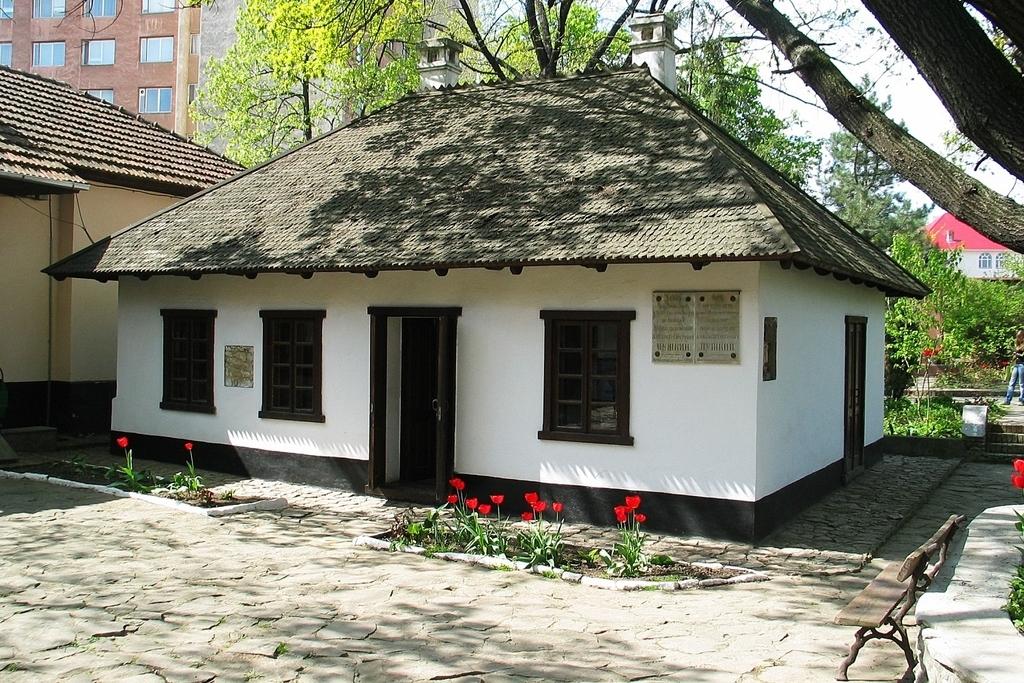 Casa-muzeu Pușkin