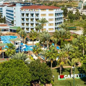 Club Hotel Caretta Beach Turkey