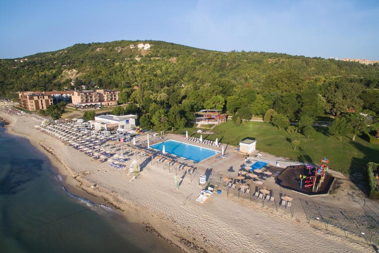 Effect Algara Beach Bulgaria