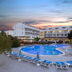 Kemer Dream Hotel Turkey