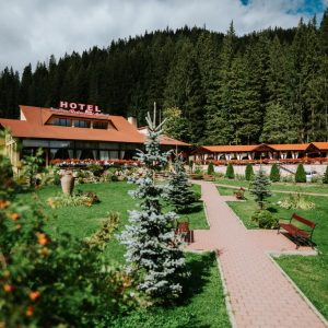 Lacu Rosu Sovata
