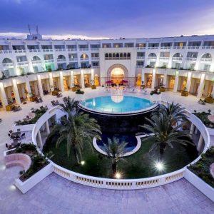 Medina Solaria & Thalasso Tunis