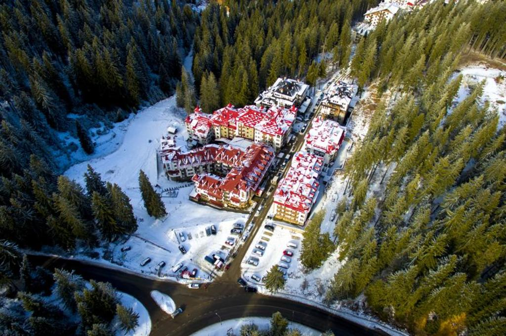The Castle Complex Pamporovo