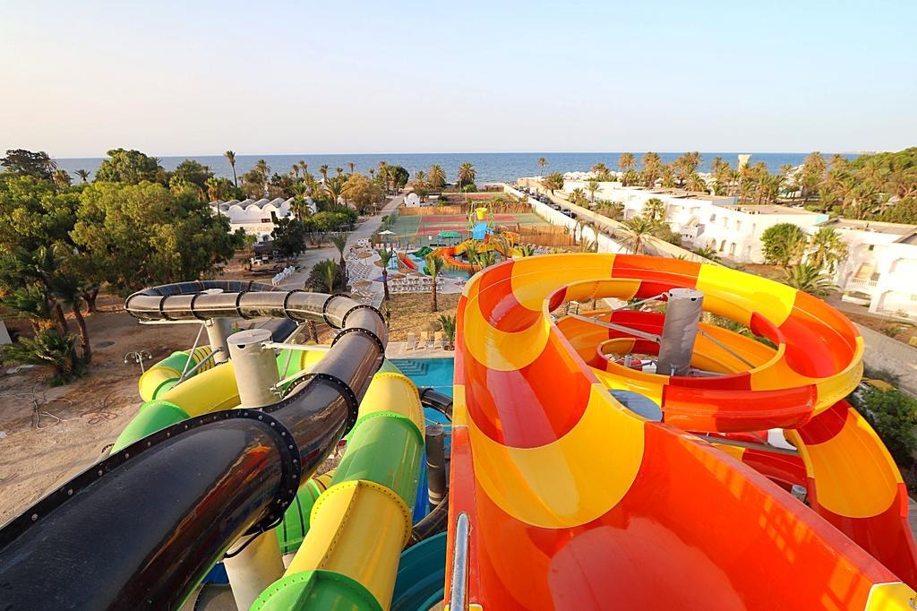 тунис для семей с детьми (аквапарк)